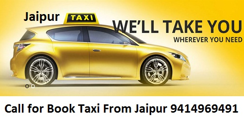 taxi in Jaipur