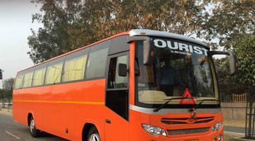 Book Bus for Wedding in Jaipur