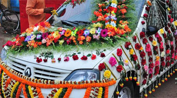 Hire Taxi Car Cabs for Wedding in Jaipur