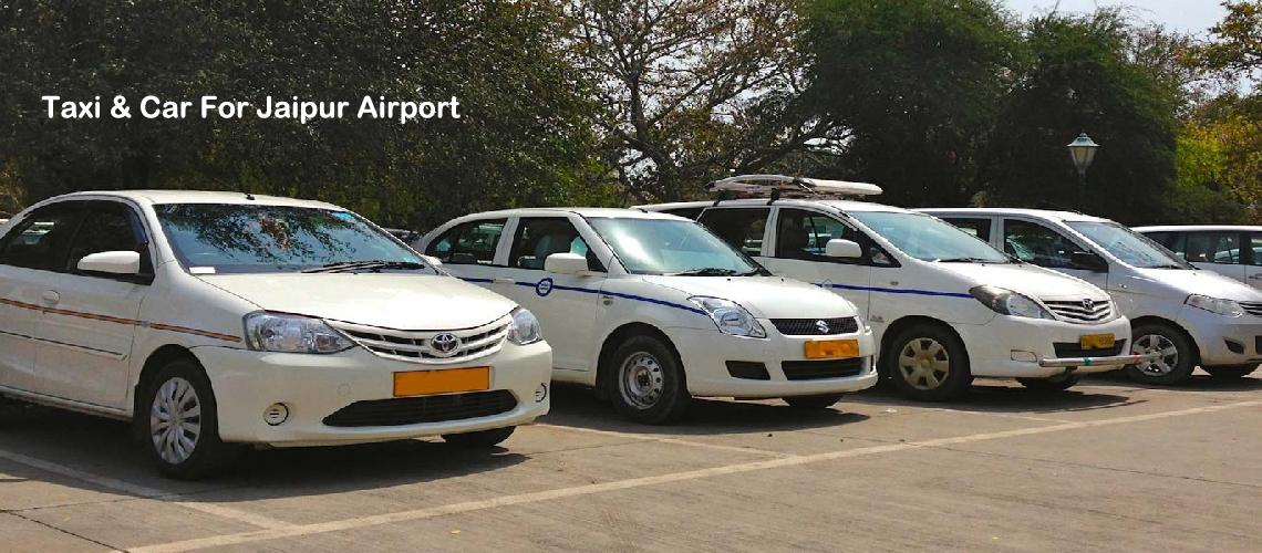 Book Taxi from Jaipur Airport | Pick Up & Drop Taxi From