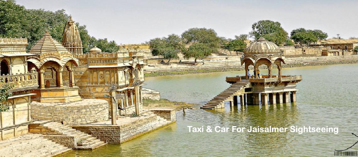 Taxi for Jaisalmer Sightseeing Package