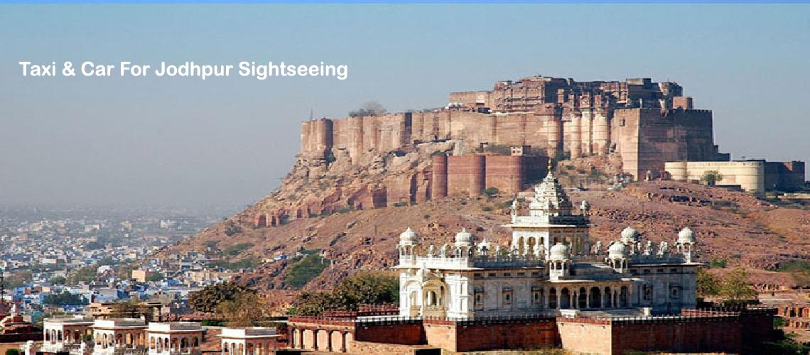 Taxi for Jodhpur Sightseeing Package