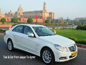 Jaipur To Ajmer Taxi