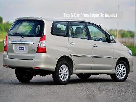 Taxi Jaipur To Banasthali