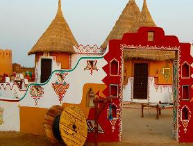 Taxi Jaipur To Chokhi Dhani